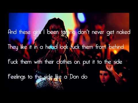 The Weeknd - Im Good feat. Lil Wayne {Lyrics}