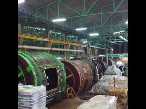 Vegetable Tanning Process at ChahinLeather (Short Clip)