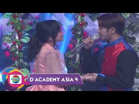 ADUH ADUHHHHH...Lesti Mati Gaya Di Depan Rizki Ridho! | DA Asia 4