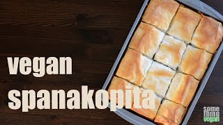 akis spinach and feta cheese pie