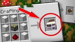 КАК СКРАФТИТЬ РАБОТАЮЩУЮ МАШИНУ В МАЙНКРАФТ | БЕЗ МОДОВ(Хей! Сегодня я вам покажу работающую машину в Майнкрафт (Minecraft) без модов! :3 ♥ 3500 лайков - новый ролик! :3 Механ..., 2016-05-17T14:30:01.000Z)