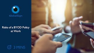 Top Security Risks of Implementing a BYOD Policy and How to Deal with Them