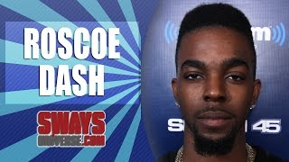 Roscoe Dash Freestyles with Heather B Live In-Studio on Sway in the Morning
