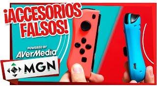 5 Accesorios Fake De Nintendo Switch Que No Debes Comprar | MGN