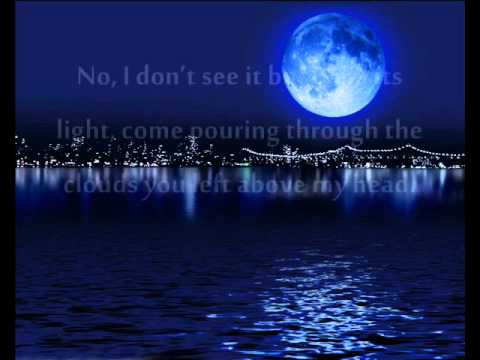 Steve Holy - Blue Moon lyrics
