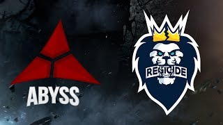 Abyss vs. Regicide - Game 1 Week 1 Day 1 thumbnail