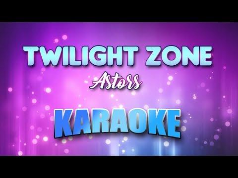 Twilight Zone - Astors (Karaoke version with Lyrics)