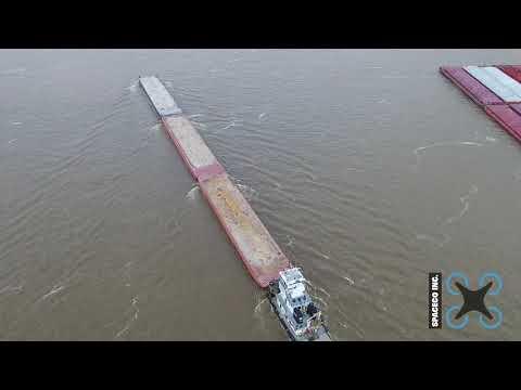 Illinois Ports Flyover Video