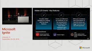 Adobe I/O ile sorunsuz bir müşteri deneyimi oluşturma: BRK2462 Adobe pazarlama Entegre
