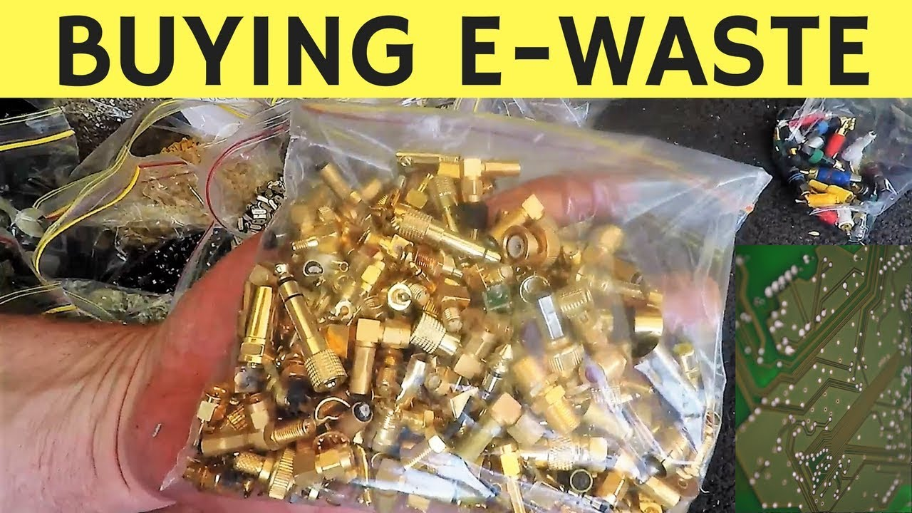 Scrap Metal E Waste Forum Used Computer Circuit Board Recycling Machine Buy Buying Part 2 Grading Boards Chips