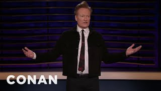 Conan: Impeachment Rules Were Written 200 Years Ago By Bernie Sanders - CONAN on TBS