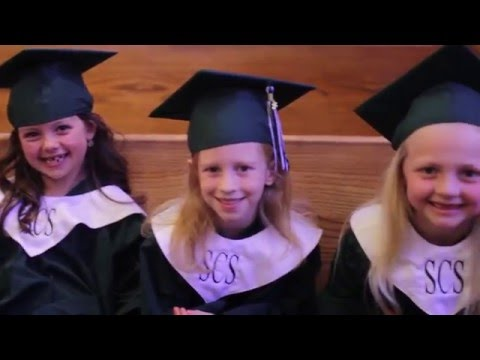 Starkville Christian School 2016 K5 Graduation Highlight Video