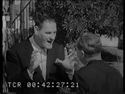 """Australian ABC TV, Four Corners (May 1965) """"Man Enough"""""""