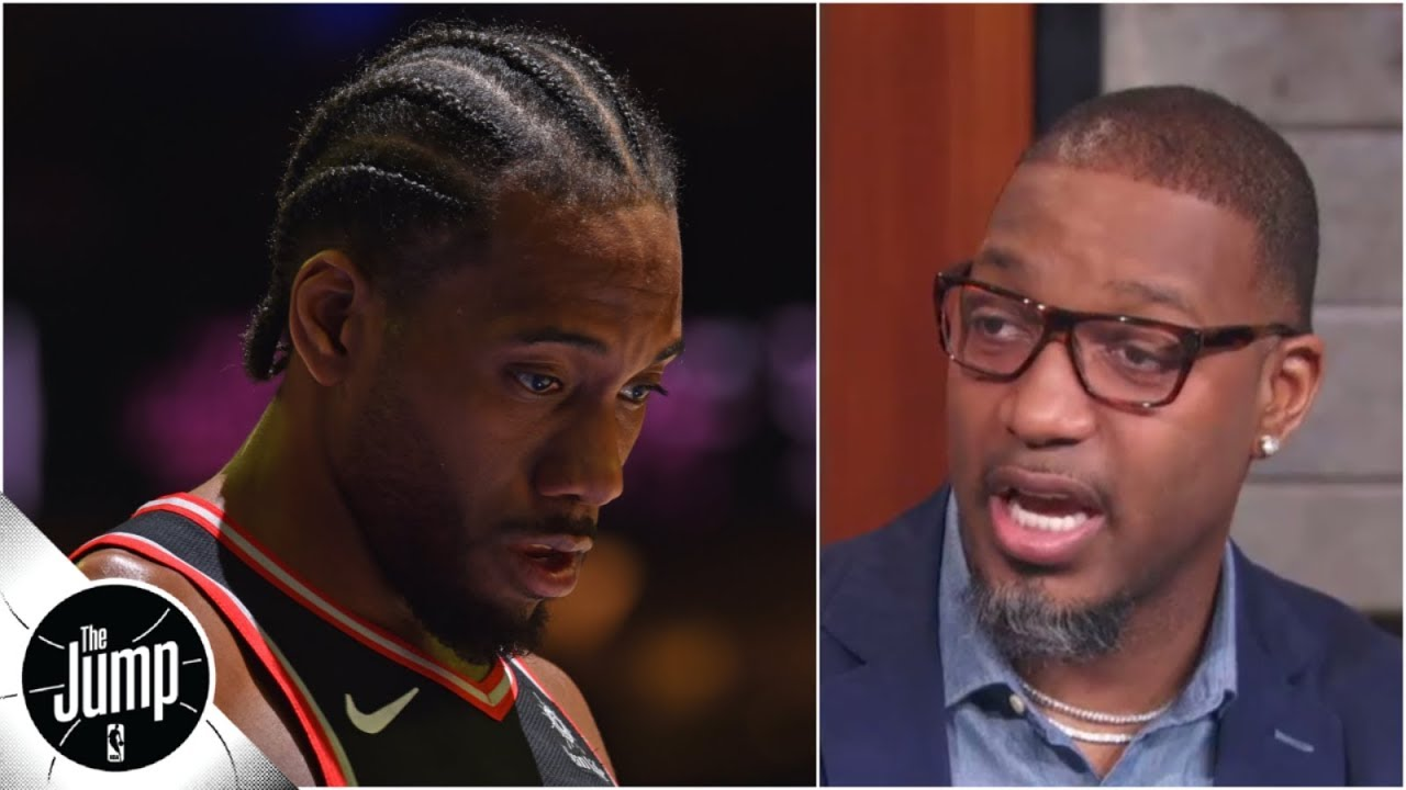 I feel bad for Kawhi Leonard, because I've been there - Tracy McGrady   The Jump
