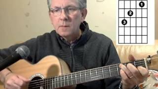 Apprendre la Guitare - Salut les Amoureux - Joe Dassin