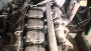 ☎️ +79258786089 мотор MAN TGA d2866lf28 410 коней 2006год
