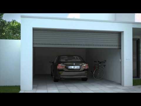anweisung zur montage der garagentore serie standard doovi. Black Bedroom Furniture Sets. Home Design Ideas