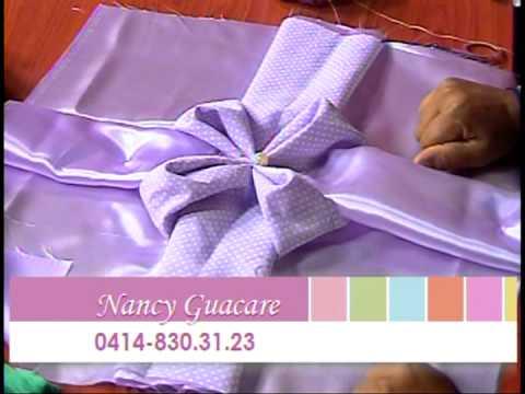 Detalles Magicos con MimiLuna invitada Nancy Guacare Cojin Drapeado parte 4