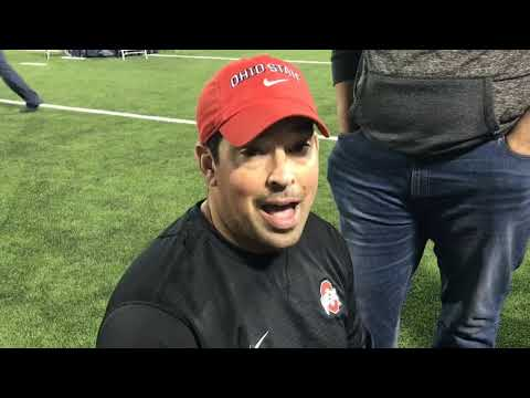 Ryan Day on Ohio State H-backs