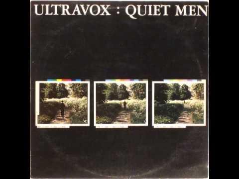 Ultravox - 'Cross Fade'  ('Quiet Men' B-side)