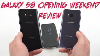 Galaxy S8 vs S8+ First Weekend Review: Best Size, Best Color+More!