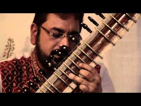 Pt. Kushal Das - Sitar, Raga Charukeshi part 1