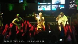Sobota Wini Rena - Za damski huj LIVE (koncert Grube Jointy 23.02.11)