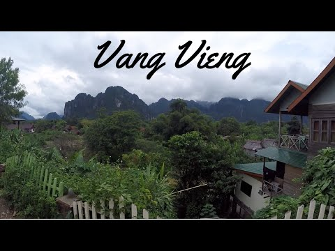 WELCOME TO VANG VIENG | LAOS | EP31