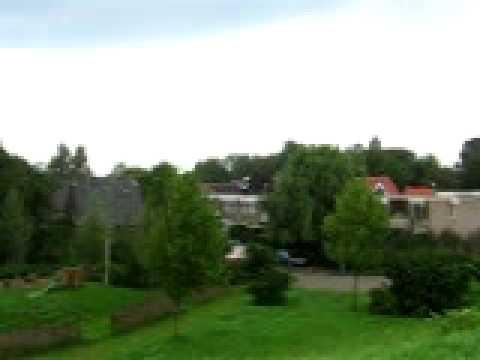 Tiel - holland little town (line of Waal's beach)