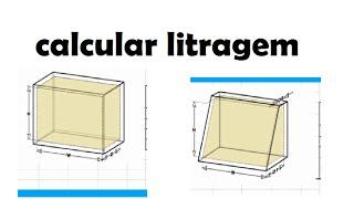 Calcular litragem de caixas de som muito fácil #PROJETOdeSOM