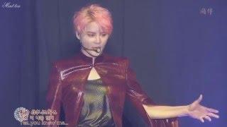[Eng] XIA Junsu - The shadows grow longer (Elisabeth musical)