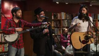 THE AVETT BROTHERS - January Wedding - Live from Borders #01 - Part 3