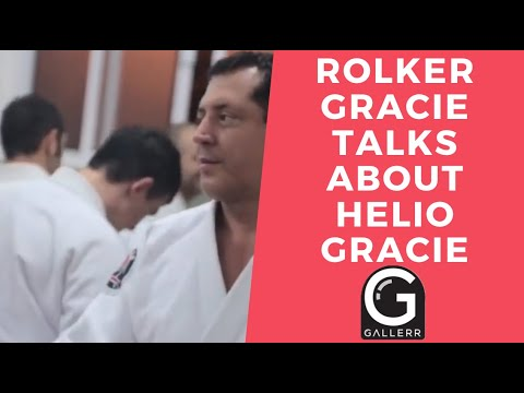 Download Rolker Gracie talks about his dad Helio Gracie on his birthday