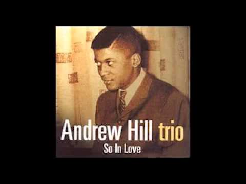 #4: Andrew Hill- So In Love (1956) FULL ALBUM