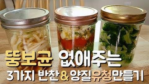 뚱보균 없애주는 이것! 뚱보균은 줄이고 날씬균을 만들어주는 요리 3가지 양파초절임