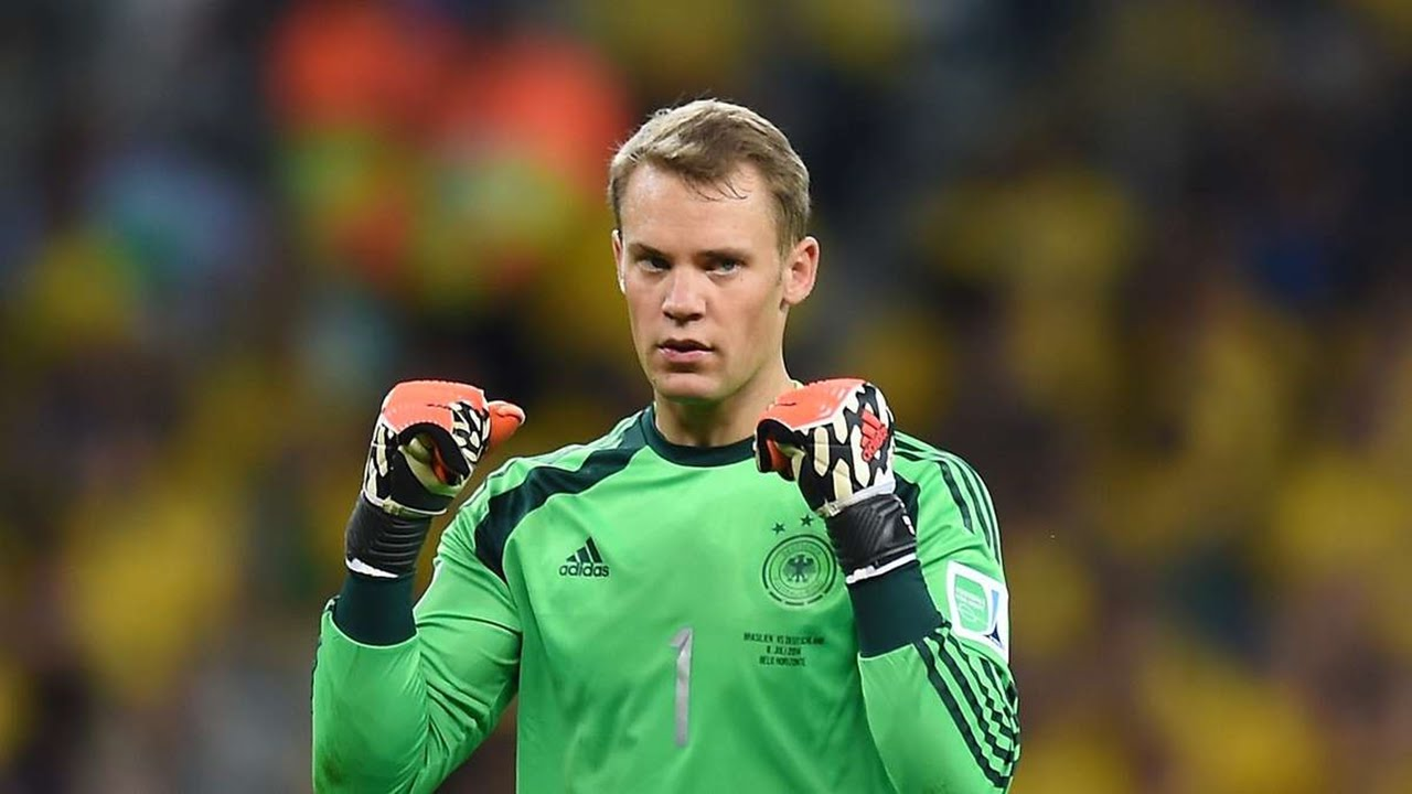 Image result for manuel neuer 2014 world cup