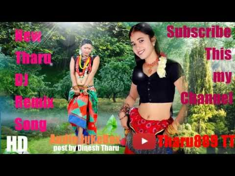 New Tharu DJ Remix Collection Song2016 2073    Tharu889 TT    by Sangram