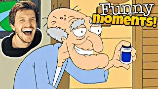 Family Guy Try Not To Laugh l Family Guy Funniest Moments!