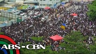 HK protests vs extradition bill won't likely end soon - Bayan Hong Kong   ANC