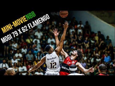 Mini-MovieNBB - Mogi 79 x 62 Flamengo - Semifinal Jogo 1