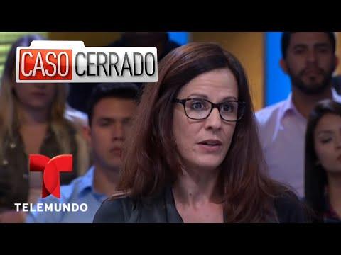 Mi Hija Vino Del Futuro🤯 👽👩  | Caso Cerrado | Telemundo