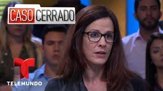 Mi Hija Vino Del Futuro🤯👽👩| Caso Cerrado | Telemundo