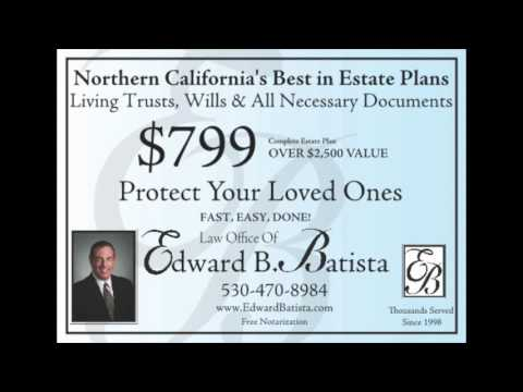 Living Trust -- Low Cost Estate Plans by Edward Batista