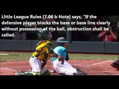 Rules & Umpires