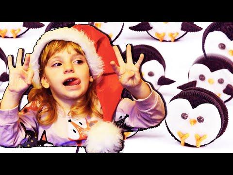 Новогодние сладости – 10 идей Реакция Алисы на новогоднее видео Трум Трум