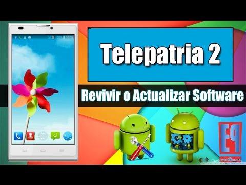 Revivir y/o Actualizar Telepatria 2(ZTE Blade L2)【Software】| 2018