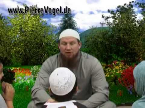 Pierre Vogel - Islamunterricht für Kinder! Teil 3: Die Schahada (Glaubensbekenntnis)