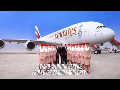 Have you been on the Emirates A380?