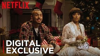 Kat Graham & Quincy Brown: Wrapped Up with Netflix | The Holiday Calendar | Netflix