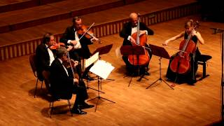 Fr.Schubert String Quintet in C major D.956 (IV. Allegretto)-CAMERATA QUARTET,Marta Kordykiewicz